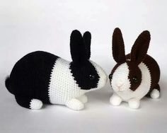 Crochet patterns animals are usually used to make Amigurumi. Have you ever heard about Amigurumi? It is a doll that is made with one crochet needle method. Amigurumi is commonly found in the form of animal dolls. The process of… Continue Reading → Bunny Crochet, Crochet Amigurumi, Cute Crochet, Amigurumi Patterns, Amigurumi Doll, Crochet Animals, Crochet Crafts, Crochet Dolls, Yarn Crafts