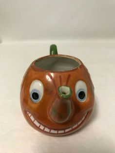 Vintage Halloween German Minature Children's Tea Pot