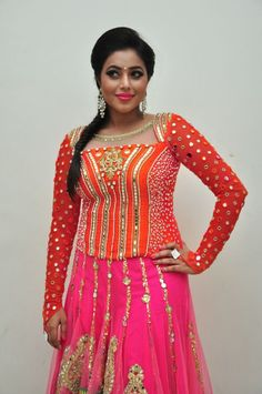 awesome Poorna at Speedunnodu movie audio launch event