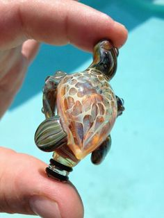 Turtle Vaping tip - Now there is a beautiful piece of craftsmanship