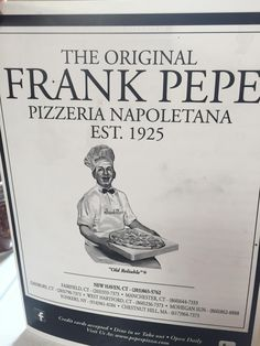 New Haven Pizza Tour - Frank Pepes and Modern Apizza #pizza #food #foodporn #yummy #love #dinner #salsa #recipe