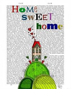 Home Sweet Home Illustration - 2838