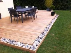 Small Deck Ideas - Decorating Porch Design on a Budget Space Saving DIY Backyard . Small Deck Ideas - Decorating Porch Design on a Budget Space Saving DIY Backyard . Budget Patio, Diy On A Budget, Small Deck Ideas On A Budget, Cheap Deck Ideas, Pool Ideas, Simple Deck Ideas, Diy Patio, Wood Patio, Diy Decking On A Budget