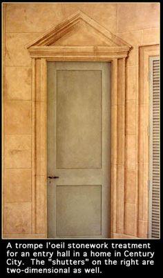 Landmark Decorative Painting  Restoration - Trompe LOeil & MuralsLandmark Decorative Painting of Los Angeles, California - Hand ... www.landmarkdpr.com -