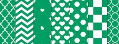 In this collection:  26 shamrock green colored digital paper files 300 DPI high resolution JPEG format 12 inches wide by 12 inches tall            Collection Preview: