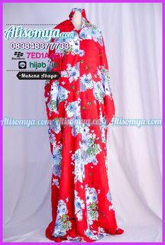 Mukena Bali Terusan Abaya  Butik Hijab Corner ID - Tie dye Etnik & Pop Batik in Malang, Jawa Timur