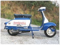 Lambrettista - Dedicated to the Lambretta, the world's finest motor scooter.