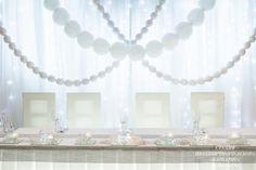 Оформление свадьбы Жлобин. Студия праздничного декора «БАРБАРИС»