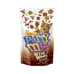 Friskies Party Mix - Wild West Crunch - 2.1 oz >>> More info could be found at the image url.
