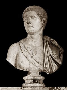 Germanicus, the son of Antonia the Younger and Drusus the Elder. Marble. 1st century. Rome, Capitoline Museums