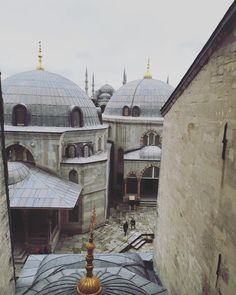 """""""Günaydin (good morning!) from Istanbul.  I am Contributing Editor @davidprior and I am @skyegyngell a cook, author and the owner of Spring Restaurant in…"""""""