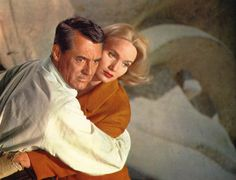 Cary Grant and Eva Marie Saint, North by Northwest
