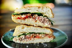 Tasty Kitchen Blog Sun-dried Tomato Tuna Melts by Ree Drummond / The Pioneer Woman, via Flickr
