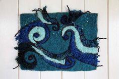 """ChameleonWool: """"waves"""" Sister Mississippi Project"""