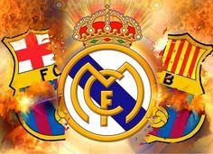 El Real Madrid es el papa del Barcelona..hala Madrid.