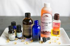 Anti-aging Facial Oil Ingredients