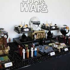 Stars Wars themed party