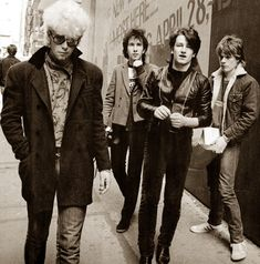 A group of teens from Northern Ireland formed U2. Stadiums are filled today with fans of 4 decades of music. Parents and their teen children make up a considerable portion of the audience. The original band has stayed together and created widely accepted music since the early 1980's.