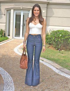 calça de cintura alta - Pesquisa Google