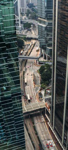 Hong Kong's Central district. Photo: Christian Schaulin