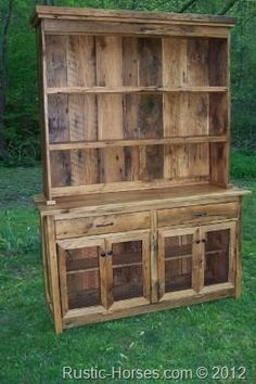 kitchen hutch, I like every thing besides the hen wire used for the underside doo.... >>> See more at the photo link