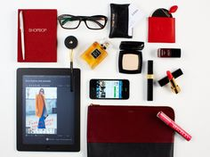 What's in your handbag? Editors' MBFWA essentials gallery - Vogue Australia