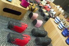 interchangeable heels <3