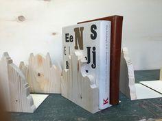 #fermalibro #bookends #wood #decor #handmade #madeinitaly #craft