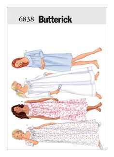 B6838   Butterick Patterns I wonder if I could adapt this for nursing...