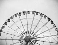 Ferris Wheel: Carnival ferris wheel