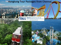 Hongkong Tour Packages from Chennai, #MadrasTravels offers amazing #holiday tour packages to make your #vacations memorable. Call at Toll Free Number 1 800 103 2337 (9 am to 6 pm) for more details.