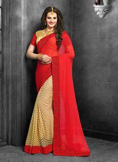 Lavish Designer Saree For Wedding