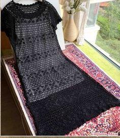 Шикарное платье от мадам Батерфляй(китайской мастерицы)выполненно красивыми чередующимеся узорами. Обхват груди 92 см. Длинна 110 см. Пряжа шелк 70% лен 30 % 300 гр.
