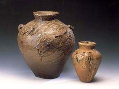 Echizen pottery, Japan