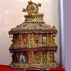 Crown of Emperor Haile Selassie of Ethiopia