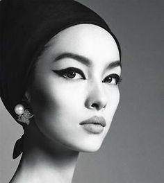 Fei Fei Sun for Vogue Italia's January by Steven Meisel