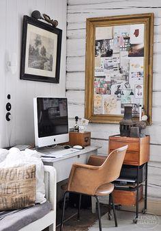L U N D A G Å R D   inredning, familjeliv, byggnadsvård, lantliv, vintage, färg & form: Datahörnan
