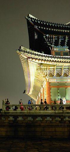 Gyeongbokgung Palace in Seoul, Korea | LBV