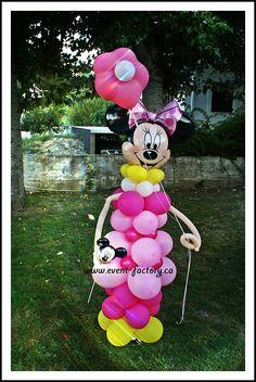 balloon minnie