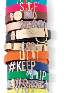 Adorable new line of personalized jewelry from the fabulous people behind Stella & Dot. KEEP Collective: Coming September 2014!