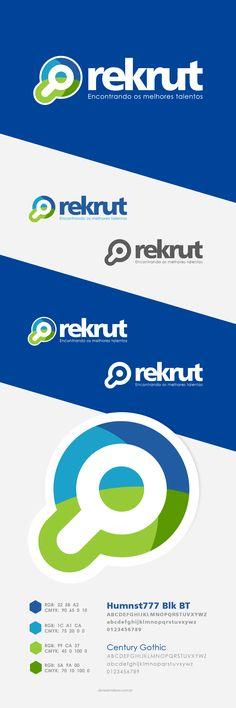 Logo: Rekrut