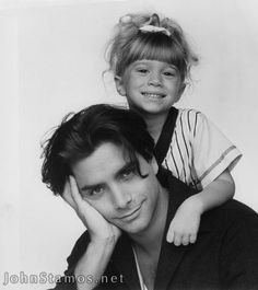 Photo of Uncle Jesse and Michelle for fans of Full House 553313 Tio Jesse, Uncle Jesse, Full House Cast, Full House Tv Show, Mary Kate Ashley, Mary Kate Olsen, Full House Funny, Michelle Tanner, John Stamos