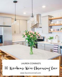 These 10 gorgeous kitchens will make you swoon... | LaurenConrad.com