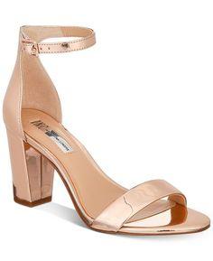 529c5b66499 INC International Concepts I.N.C. Kivah Two-Piece Sandals