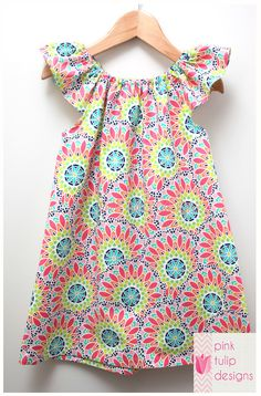 Our 'Moroccan Sunset' Sophie dress: www.pinktulipdesigns.bigcartel.com