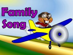 Unit 1 Week 5 Family Love: The Family Song - Kids English Pop Music
