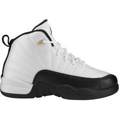 Air Jordan 12 Retro ($75) ❤ liked on Polyvore featuring shoes, jordans, sneakers and footwear