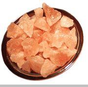 10 lb. Bag of Himalayan Salt Chunks, $20.00