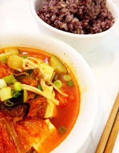 Kimchi Jjigae/ Stew - 김치찌개