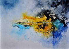 abstract paintings watercolor images - Google Search